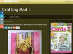 Craftingmad: my life in card making, scrapbooking and ATC