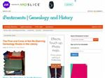 iPentimento | Genealogy and History