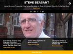 Steve Beasant (Liberal Democrat Councillor for East Marsh Ward)