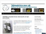 3dmetrics.me.uk: Software for Seeing what You Want to Know