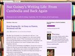 Sue Guiney: Writing Life